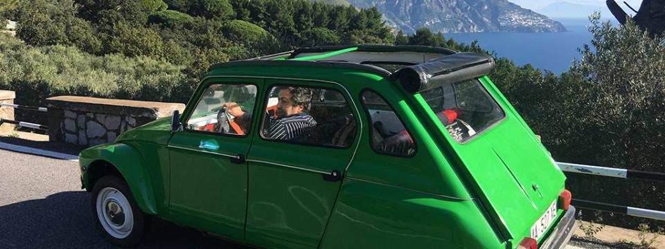Citroen Dyane 1976 convertible