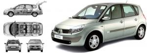 Renault Grand Scenic 7 seats minivan