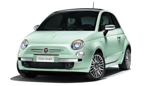 Hire a Fiat 500 in Naples Airport