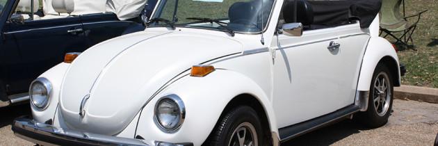 Volkswagen Beetle 1975 convertible