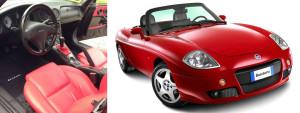 Fiat Barchetta sport convertible