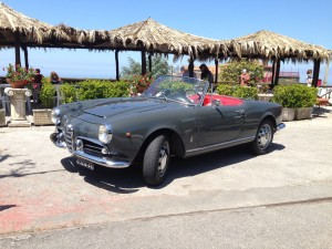 Alfa Romeo Giulia Spider 1967